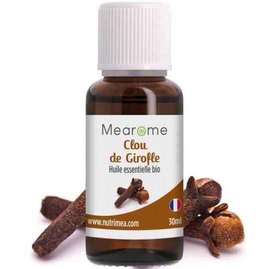 Huile essentielle BIO Clou de Girofle - 30ml MEAROME