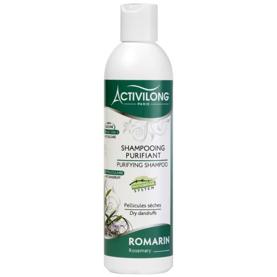 Shampooing Purifiant Romarin Activilong ACTIVILONG