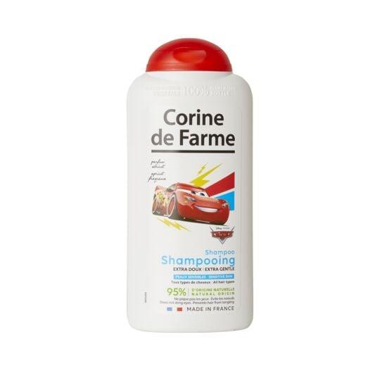 Shampooing Extra Doux Cars 300ml CORINE DE FARME