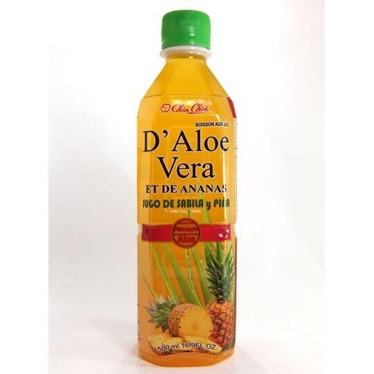Jus D'aloé Vera Et Aux Fruits 50cl ASIAMARCHE
