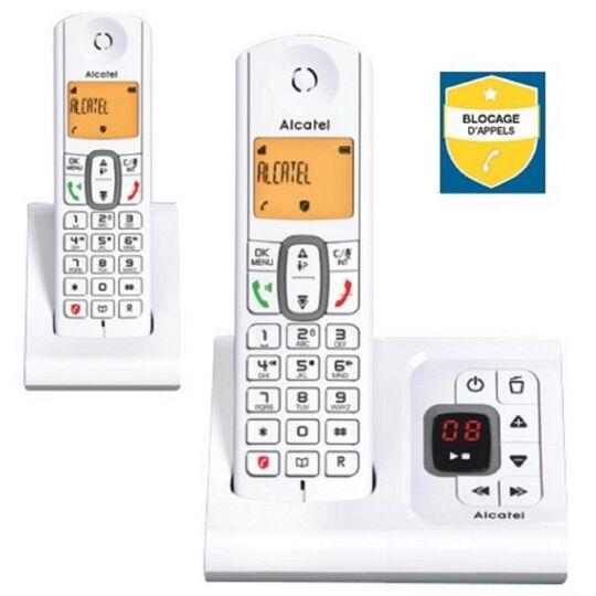 TELEPHONE FIXE F630 Voice Duo ALCATEL