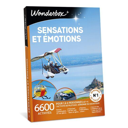 Sensations Et Émotions WONDERBOX