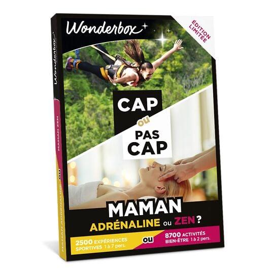 Cap Ou Pas Cap - Maman Adrénaline Ou Zen ? WONDERBOX