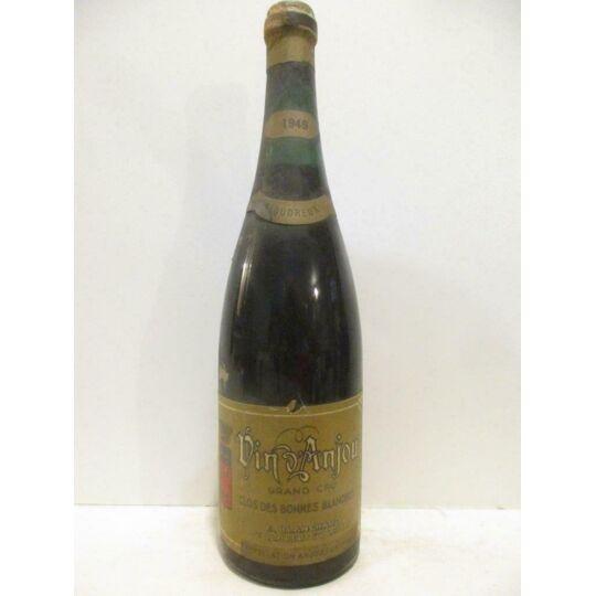 Coteaux Du Layon Blanchard Grand Cru Clos Des Bonnes Blanches Liquoreux 1949 BLANCHARD