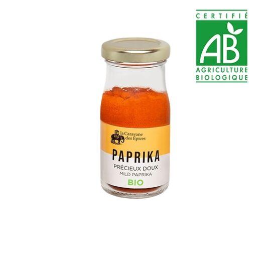 Paprika Précieux Doux Bio