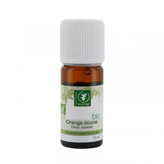 Huile Essentielle Orange Douce Bio - 10 Ml BOUTIQUE NATURE