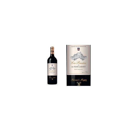 Les Pensees De La Tour Carnet 2015 - Vin  Rouge