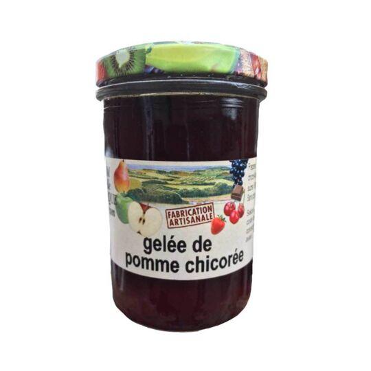 Gelée De Pomme À La Chicorée