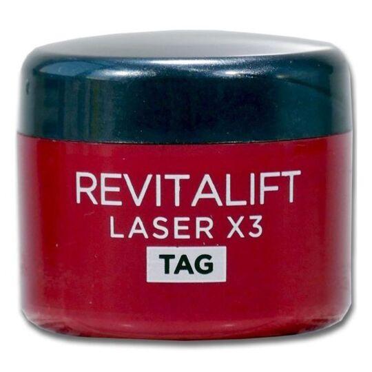 Soin Profond Anti-âge Jour Revitalift Laser - 5ml X3 L'ORÉAL PARIS