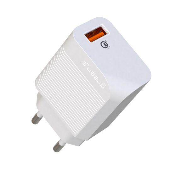 Chargeur USB-A - GR6016 - Blanc