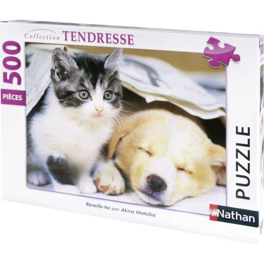 Puzzles 500 pièces-87140