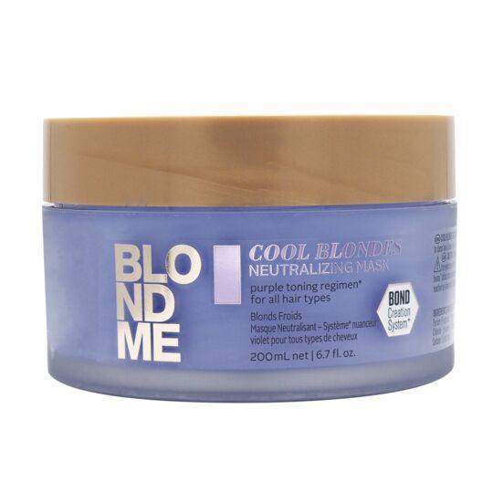 Masque Neutralisant Blonds Froids Blondme 200ml