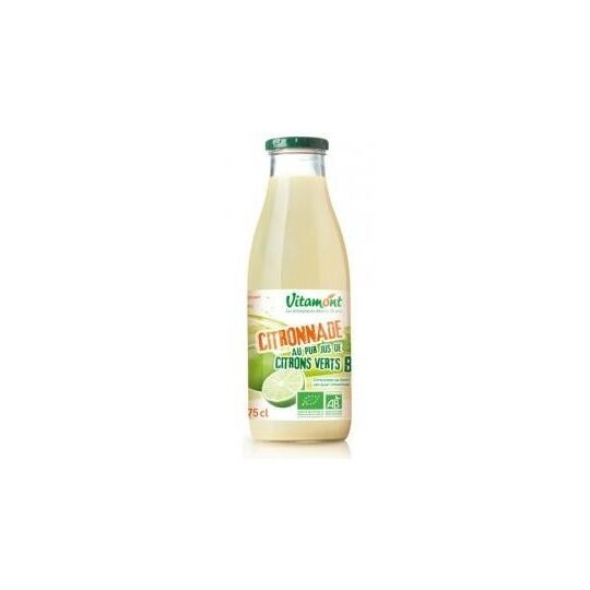 Citronnade Au Citrons Verts Bio VITAMONT