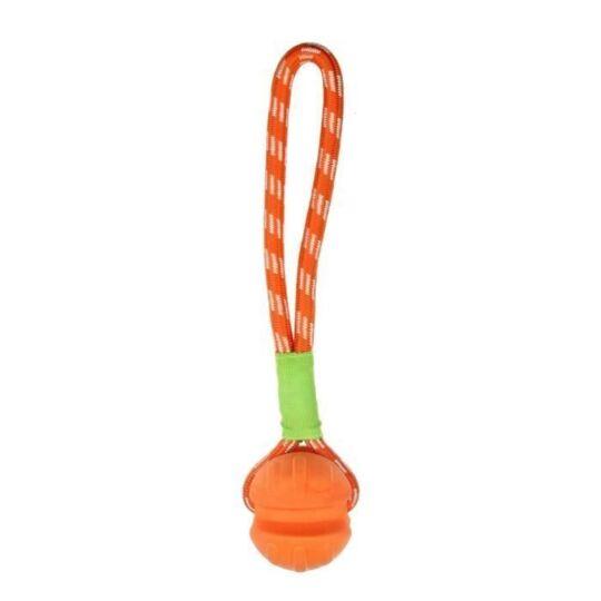 Bubimex Balle En Tpr Avec Corde - Pour Chien BUBIMEX