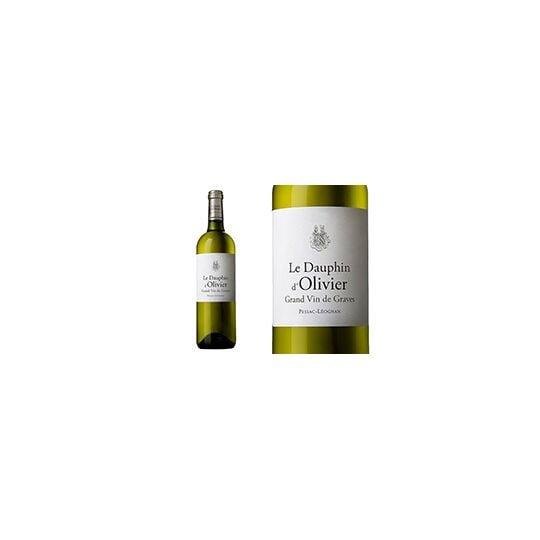 Dauphin D'olivier Blanc 2015 - Vin  Blanc