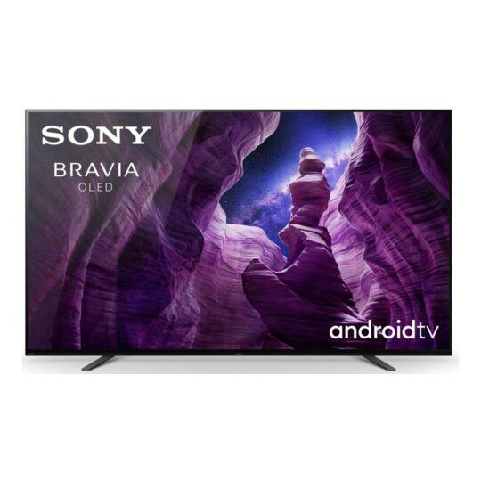 """TV OLED 4K HDR 65"""" 164 cm - KD65A8 - Noir"""