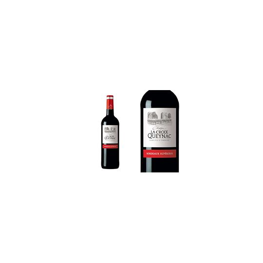 Château La Croix De Queynac 2016 - Vin  Rouge