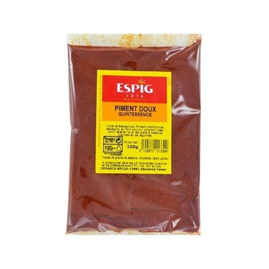 Piment Doux En Poudre Quintessence 100g ESPIG