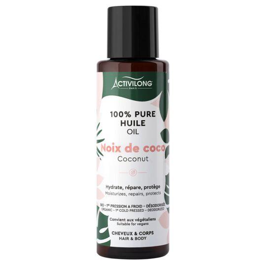 Huile De Coco 100% Pure Activilong