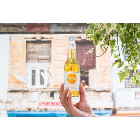 Cidre APPIE - LE BRUT (4.7%) - 33cl APPIE