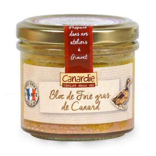 Bloc de Foie gras de Canard CANARDIE