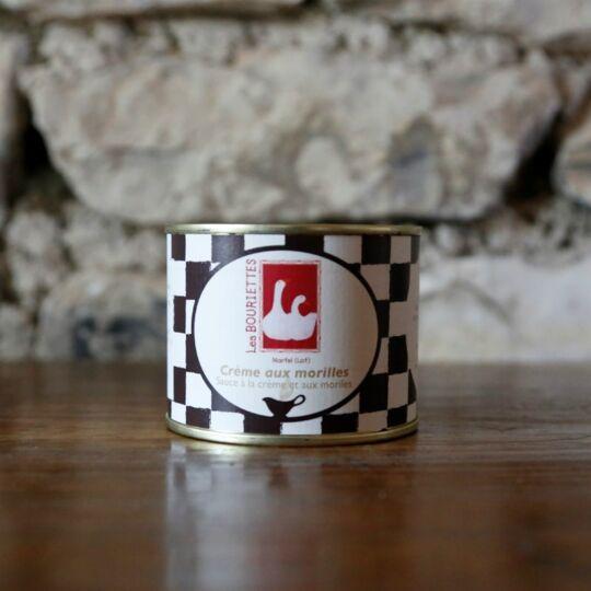 Crème Aux Morilles LES BOURIETTES