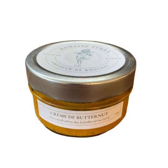 Crème De Butternut Aux Cacahuètes Des Landes Et Au Curry DOMAINE TERRA