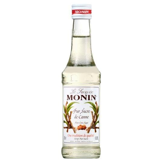 Sirop De Sucre De Canne - Arôme Naturel - 25cl MONIN