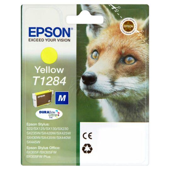 Cartouche d'encre T1284 - Yellow