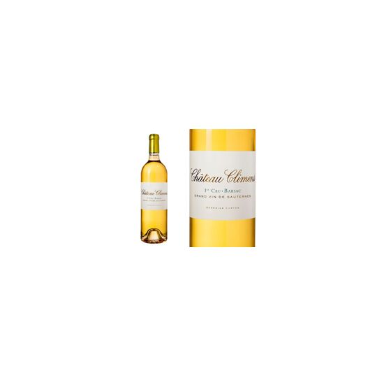 Château Climens 2015 - Vin  Blanc