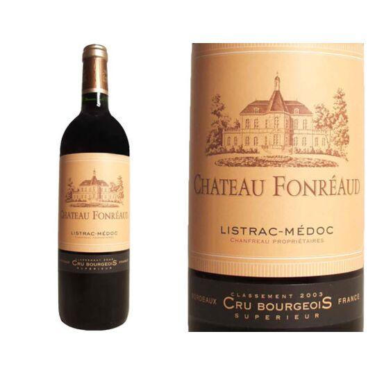 Château Fonréaud 2015 - Vin  Rouge