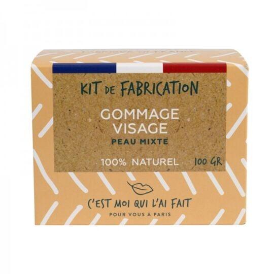 Gommage Visage Maison Kit Diy La Boite De 100 G A Prix Carrefour