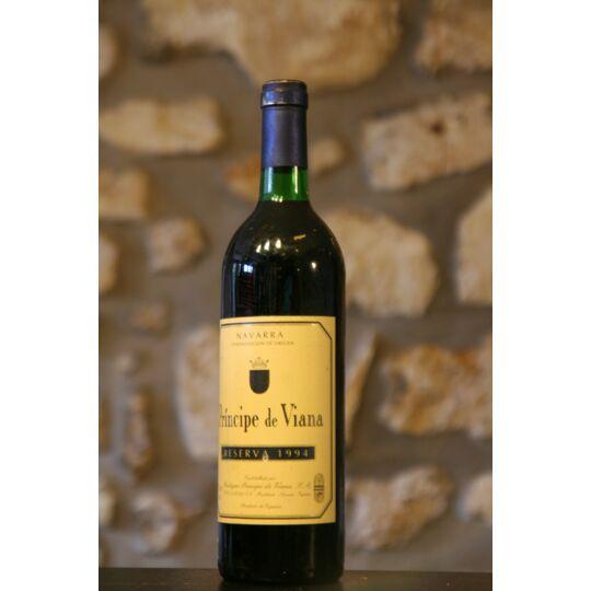 Vin Rouge, Navarra, Bodegas Principe De Viana 1994