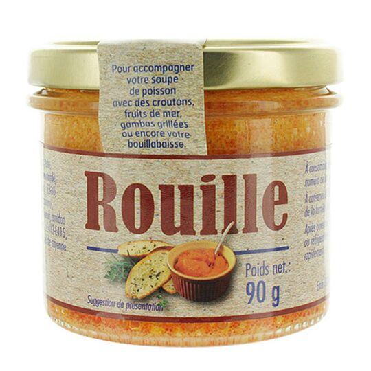 Rouille - Bocal 90g AGIDRA