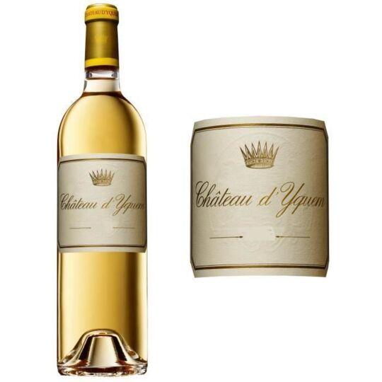 Chateau Dyquem 2014 Sauternes Premier Cru Classe - Vin Blanc De Bordea AUCUNE