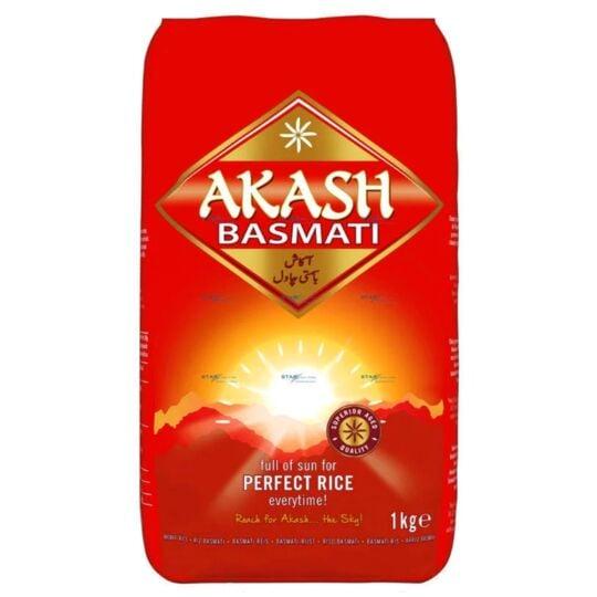 Riz Basmati indien parfait 1KG