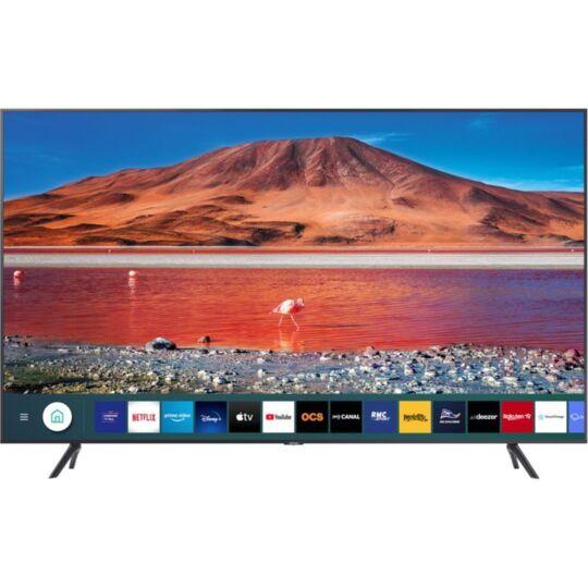 """TV LED 4K UHD - 55"""" 138 cm  - 55TU7125 - Gris carbone"""