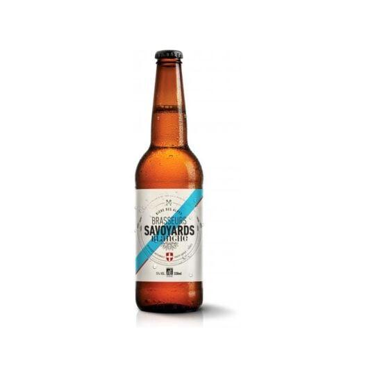 33 Cl - Bière Blanche Bio Des Alpes REFUGE DE MARIE-LOUISE