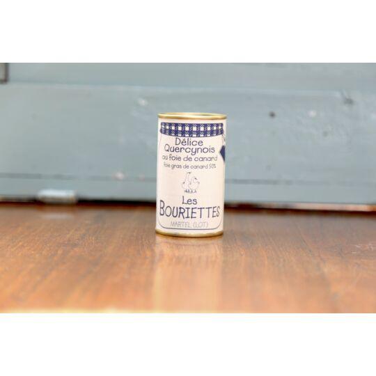 Délice quercynois 180g 4-5 parts LES BOURIETTES