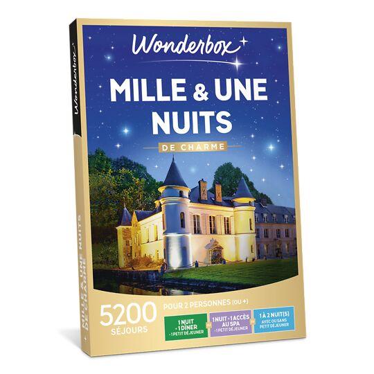 Mille Et Une Nuits De Charme WONDERBOX