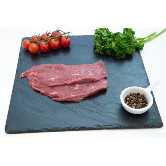 Rumsteck En Steak Par 2 D'angus Origine France COOPCORICO
