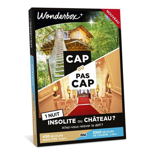Cap Ou Pas Cap - Insolite Ou Château ? - 1 Nuit