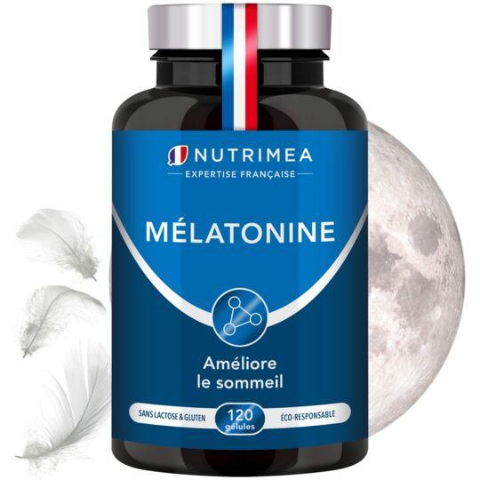 Melatonine - Complément Alimentaire NUTRIMEA