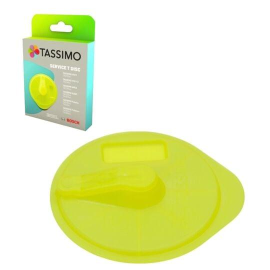 T-Disc capsule de nettoyage pour Cafetières Tassimo - B17001490