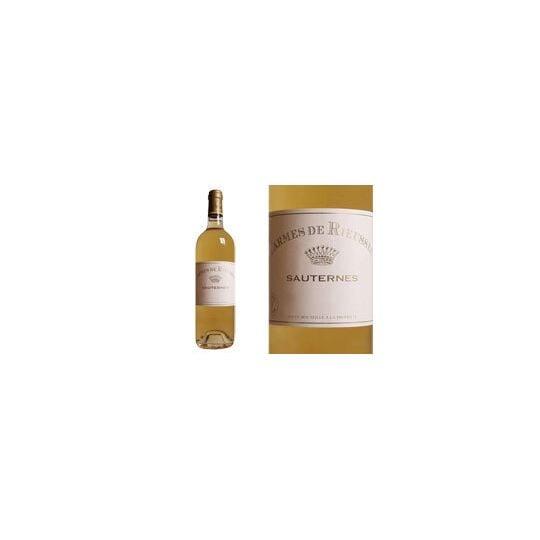 Carmes De Rieussec 2014 - Vin  Blanc