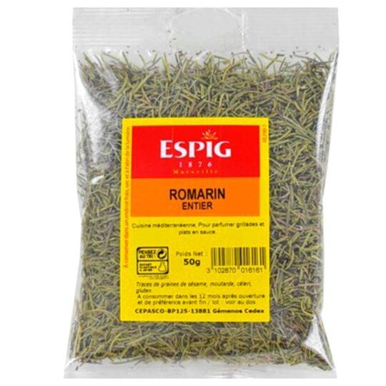 Romarin Entier Herbe Aromatique 50g ESPIG