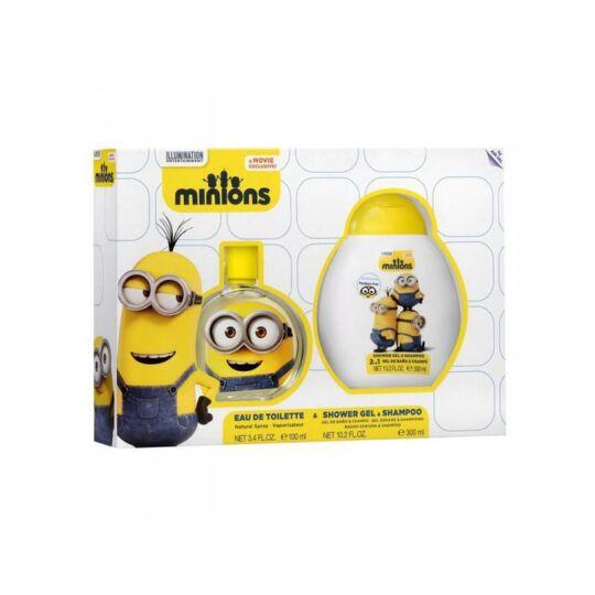 Minions Coffret Enfant Avec Eau De Toilette 100ml - 2pcs DISNEY