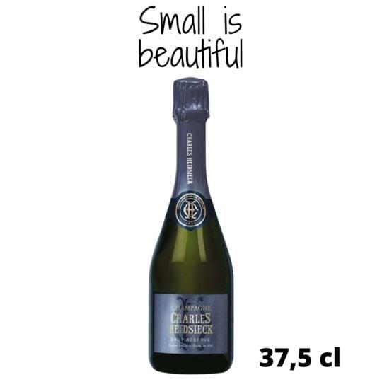 Demi Bouteille Champagne Charles Heidsieck Brut Réserve CHARLES HEIDSIECK