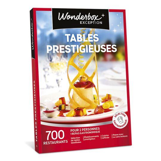 Tables Prestigieuses WONDERBOX
