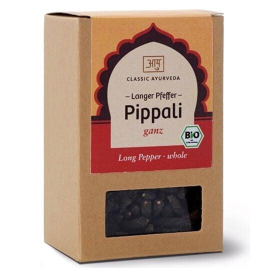 Poivre long en grains Bio Pippali indien 50g CLASSIC AYURVEDA